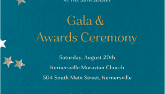 Gala and Awards Ceremony