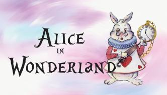 Alice in Wonderland Logo 4-2017