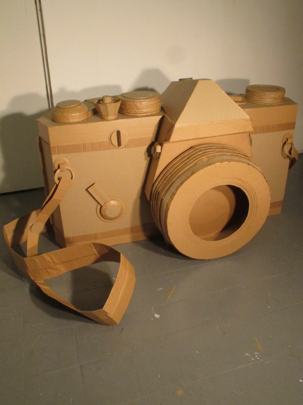 Diy Clock Impressive Cardboard Sculptures (40 Photos) | Klyker.com