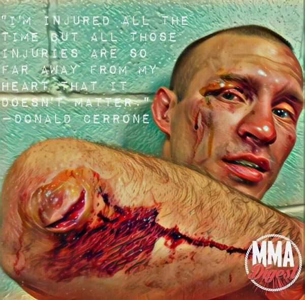 Cool Wallpaper For Girls Quotes Gruesome Mma Injuries Klyker Com