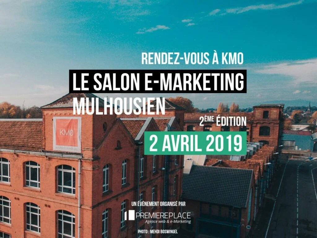 E Marketing Salon Salon E Marketing Pour Les Entreprises 2 Avril Gratuit Sur