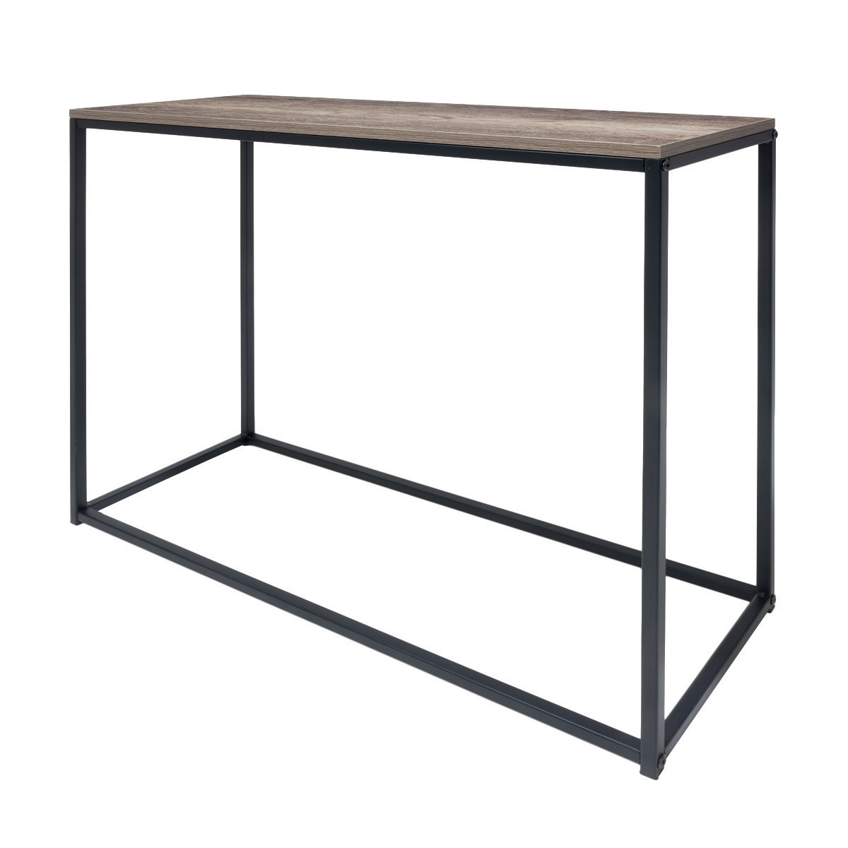 Narrow Console Table Australia Industrial Hallway Table Kmart