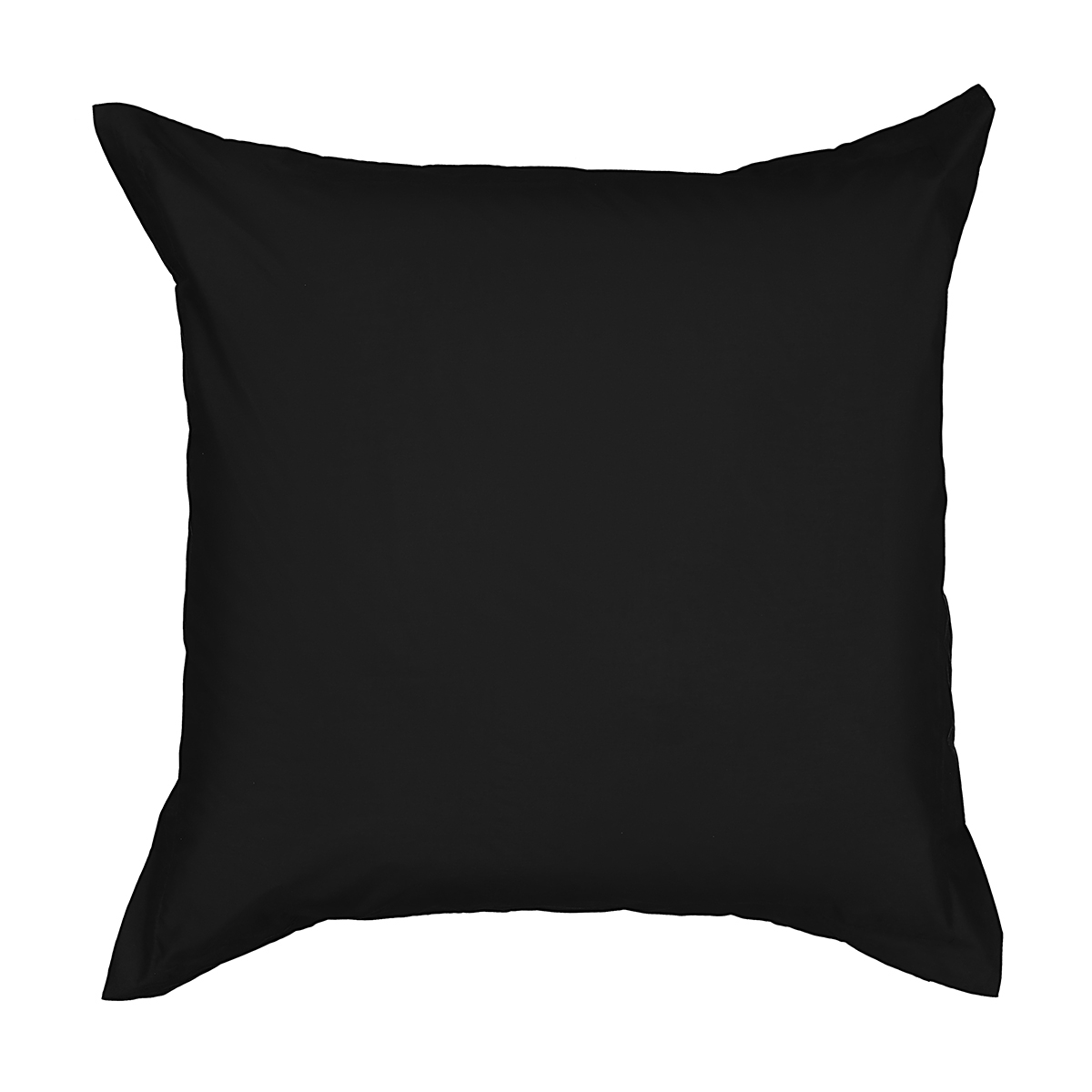 European Pillowcases Online 225 Thread Count European Pillowcase Black Kmart