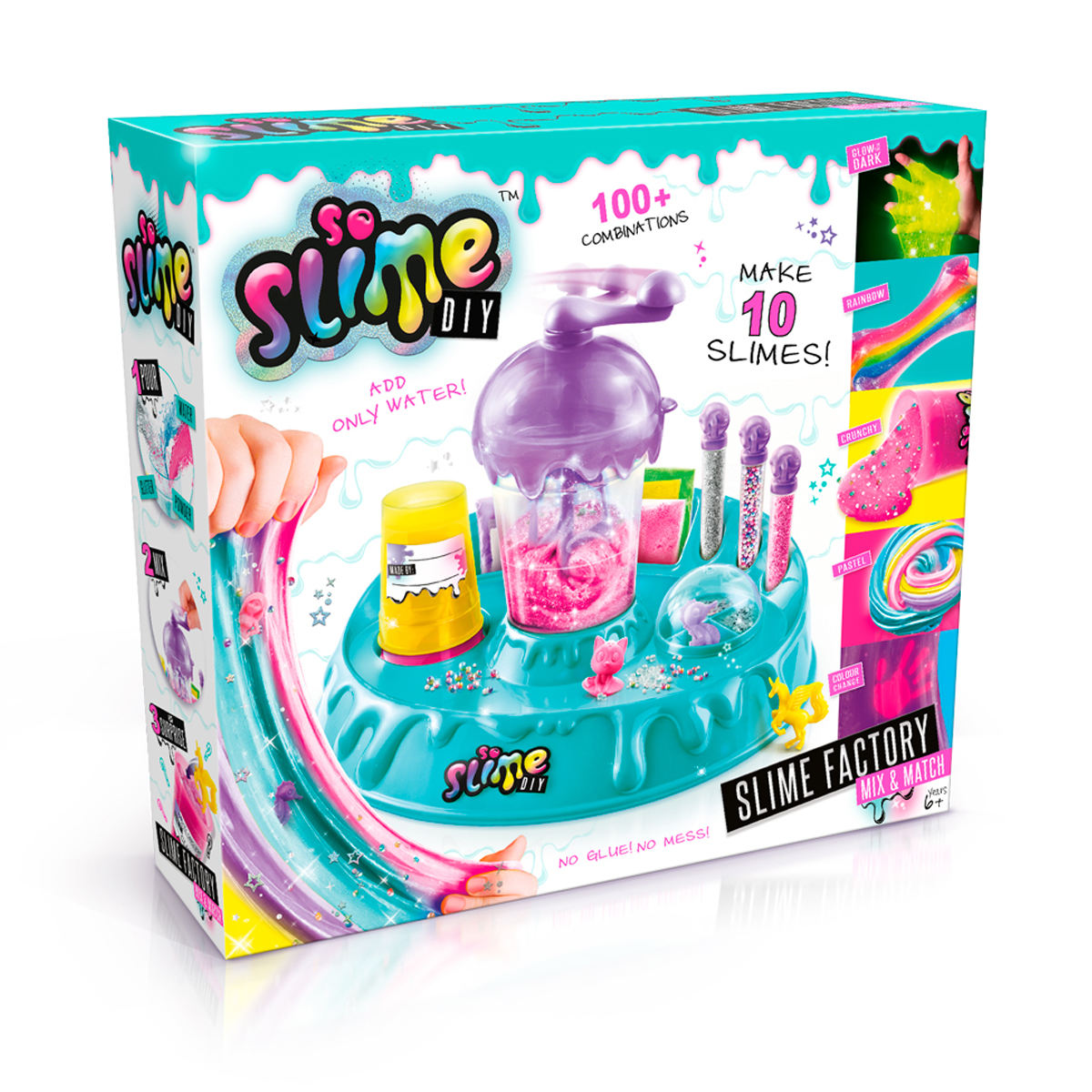 Candle Making Kit Kmart So Slime Diy Slime Factory Kit Kmart