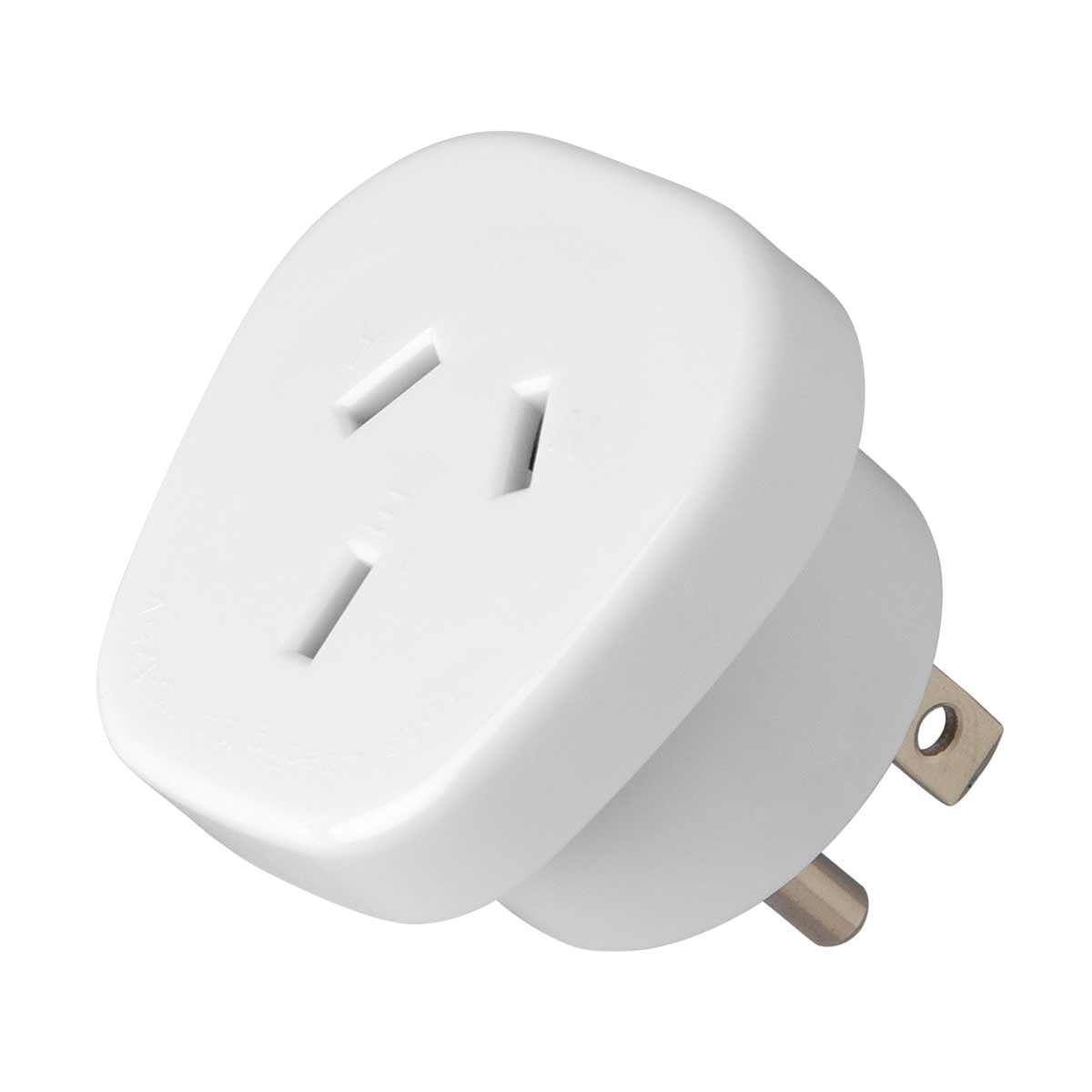 Coles Travel Adaptor Travel Plug Usa Kmart