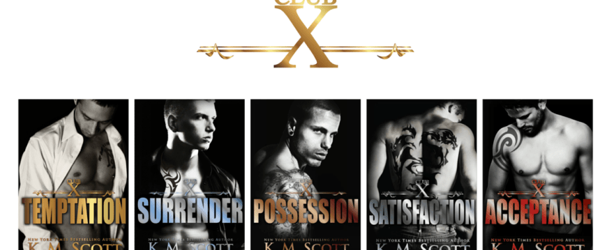 The Complete Club X Series Set