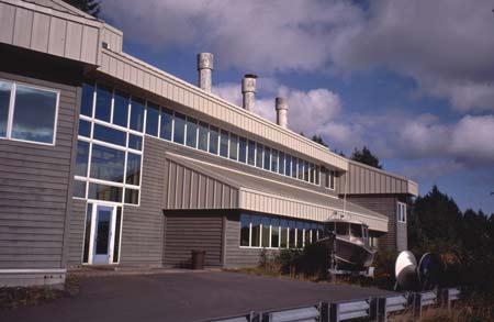 Kodiak Seafood and Marine Science Center. Photo Courtesy of University of Alaska