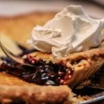 Blueberry pie.  mgstanton / Flickr