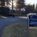 Kodiak Seafood and Marine Science Center. Kayla Desroches/KMXT