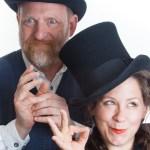 Matt Freeman and Stephanie Ann Foster. Photo by Devin Cooper