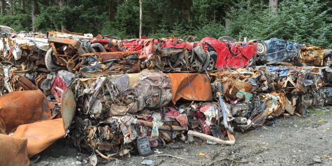 Villages Conduct Massive Scrap Metal and Hazardous Waste Removal