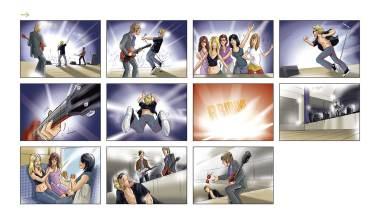 Storyboard-Illustrator-Muenchen