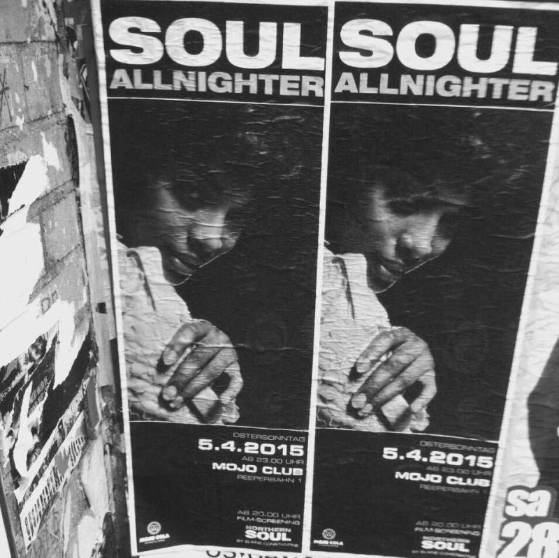 Mojo Club Hamburg Plakat