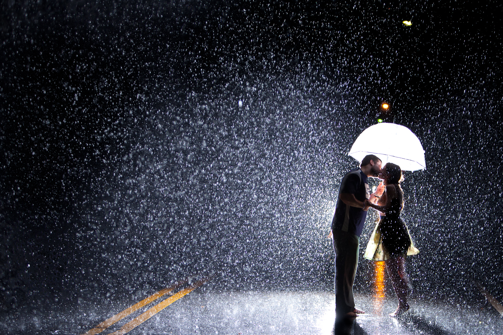 Cute Emo Love Wallpaper Dancing In The Rain Knappphotography