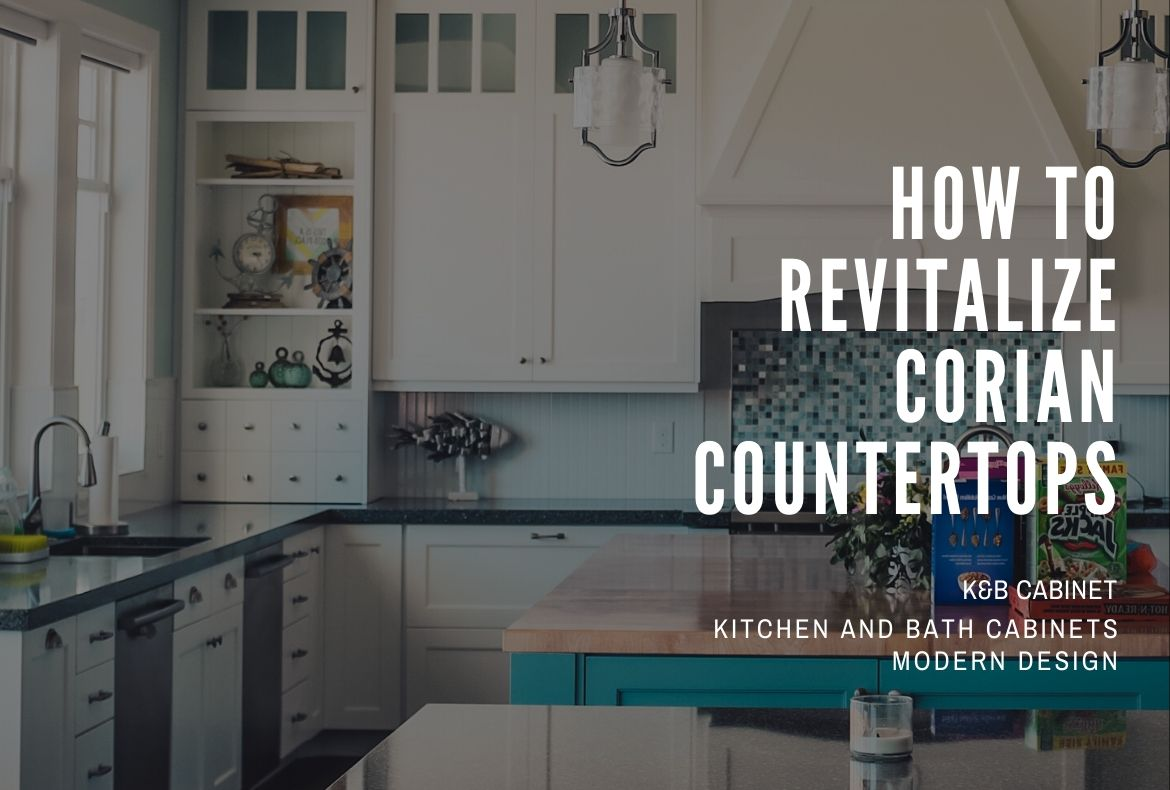 How To Revitalize Corian Countertops Detailed 2020