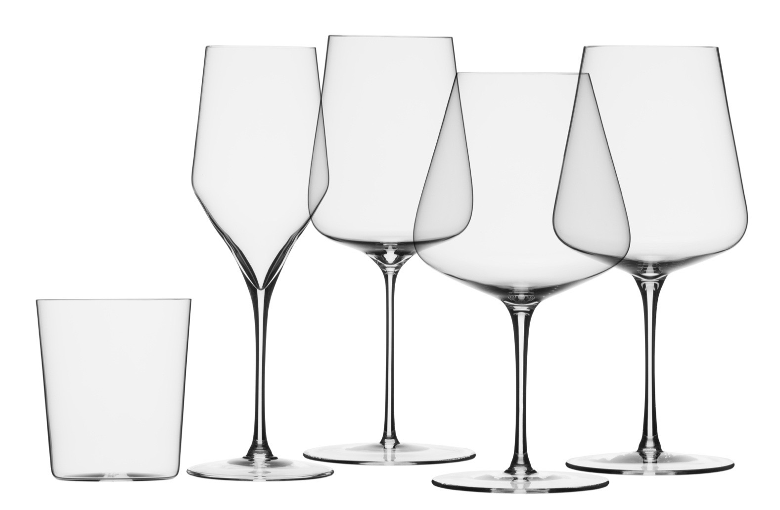 Wine Glasses Mark Thomas Mt Selection Series Wine Glasses
