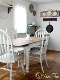 Farmhouse Kitchen Tables To DIY With Amazing Farmhouse ...
