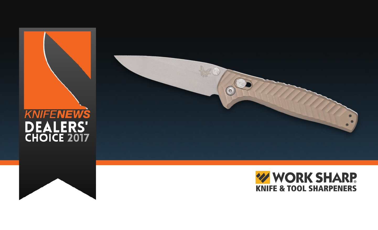 High End Cutlery Benchmade Anthem Voted Best New High End Knife 2017