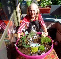 Small Of Miniature Fairy Gardens