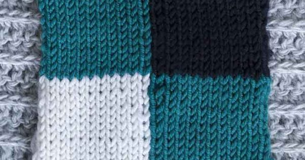 3 Fixes For Knitting Intarsia