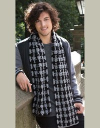 Free Hats And Scarves Knitting And Crochet Patterns For Men