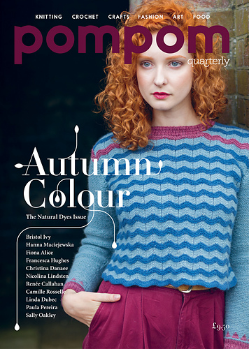 Review: Pom Pom Quarterly Autumn 2016 | knittedbliss.com