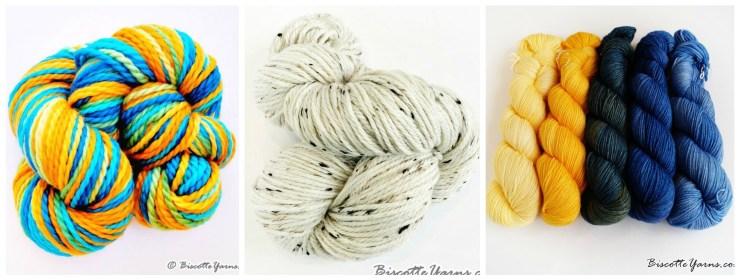 Meet the Sponsors: Biscotte Yarns| knittedbliss.com