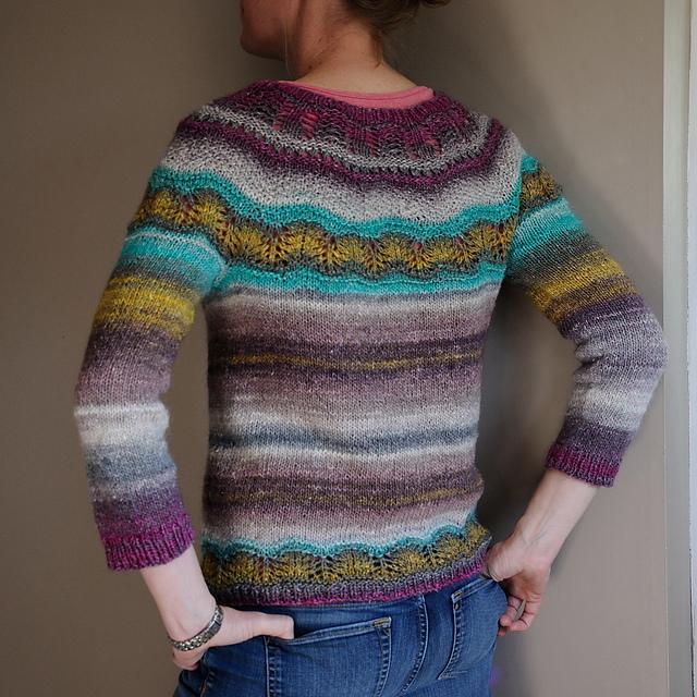 Modification Monday: Flourite | knittedbliss.com