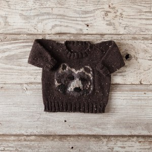 Modification Monday: Baby Grizzly Sweater | knittedbliss.com