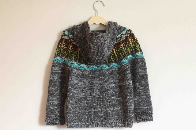 Modification Monday: North Shore R&R | knittedbliss.com