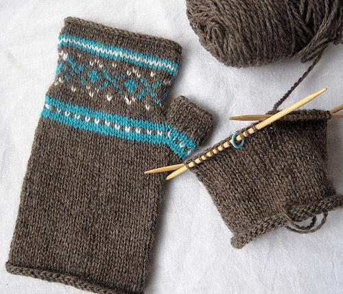 Fair Isle Knitting For Beginners?   Knitting