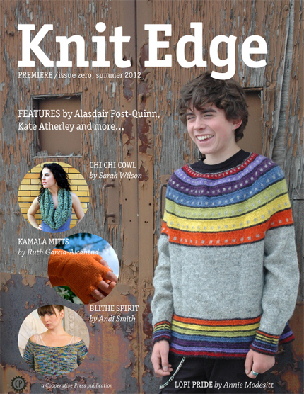 knit edge cooperative press