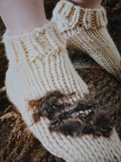 hobbit feet knits for nerds