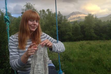 knitting terms laura birek