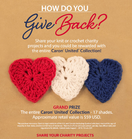 caron united facebook contest