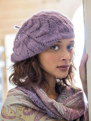 collier beret berroco