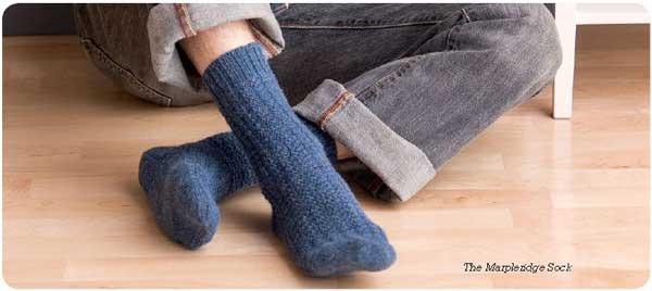 knit socks that fit