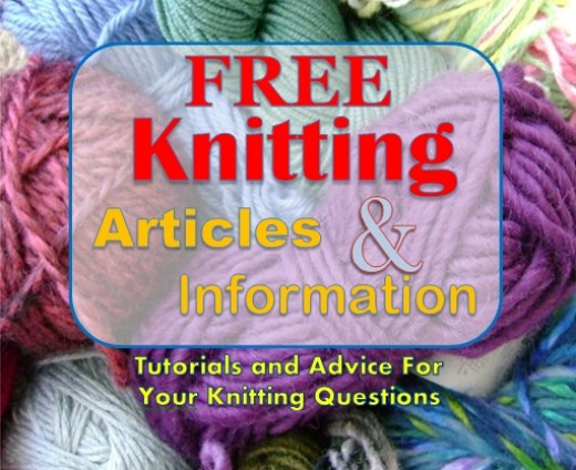 knitting articles from purl3agony