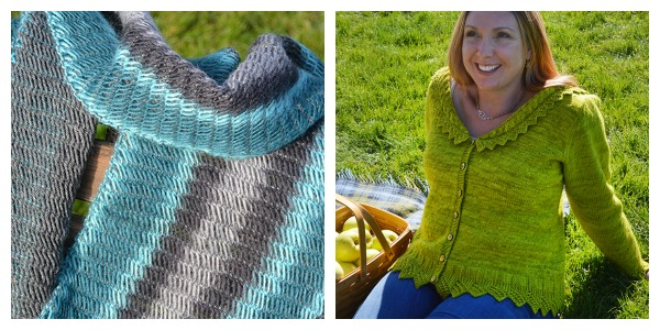 The Deep Fall surprises from Knitty have been published, and they?re ...