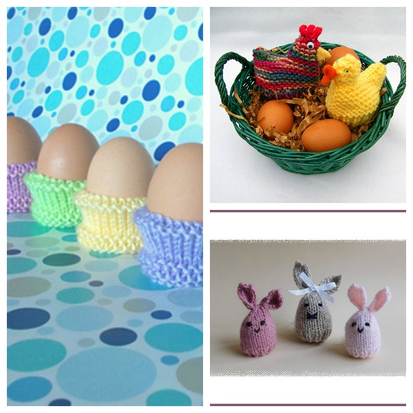 Easter Egg Cosy Knitting Pattern : Eggs, Cozies and Chicks to Knit for Easter   Knitting