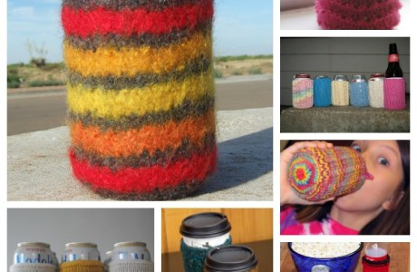 Knit Yourself a Can Cozy