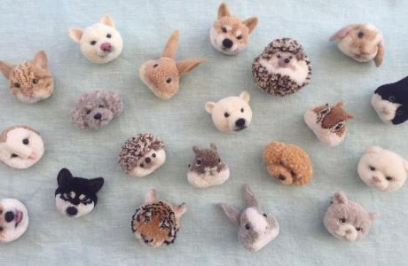 Check out These Amazing Pom-Poms