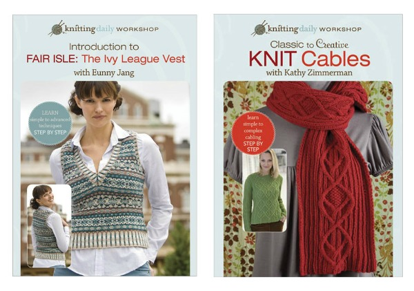 knitting daily dvd giveaway