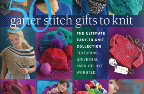Giveaway: 50 Garter Stitch Gifts to Knit