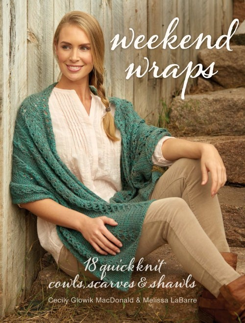 Weekend Wraps Cecily Glowik MacDonald and Melissa LaBarre review