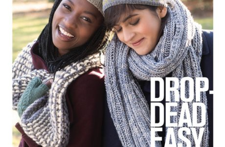 Review: Drop-Dead Easy Knits