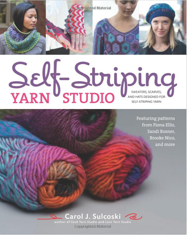 Self-Striping Yarn Studio Review