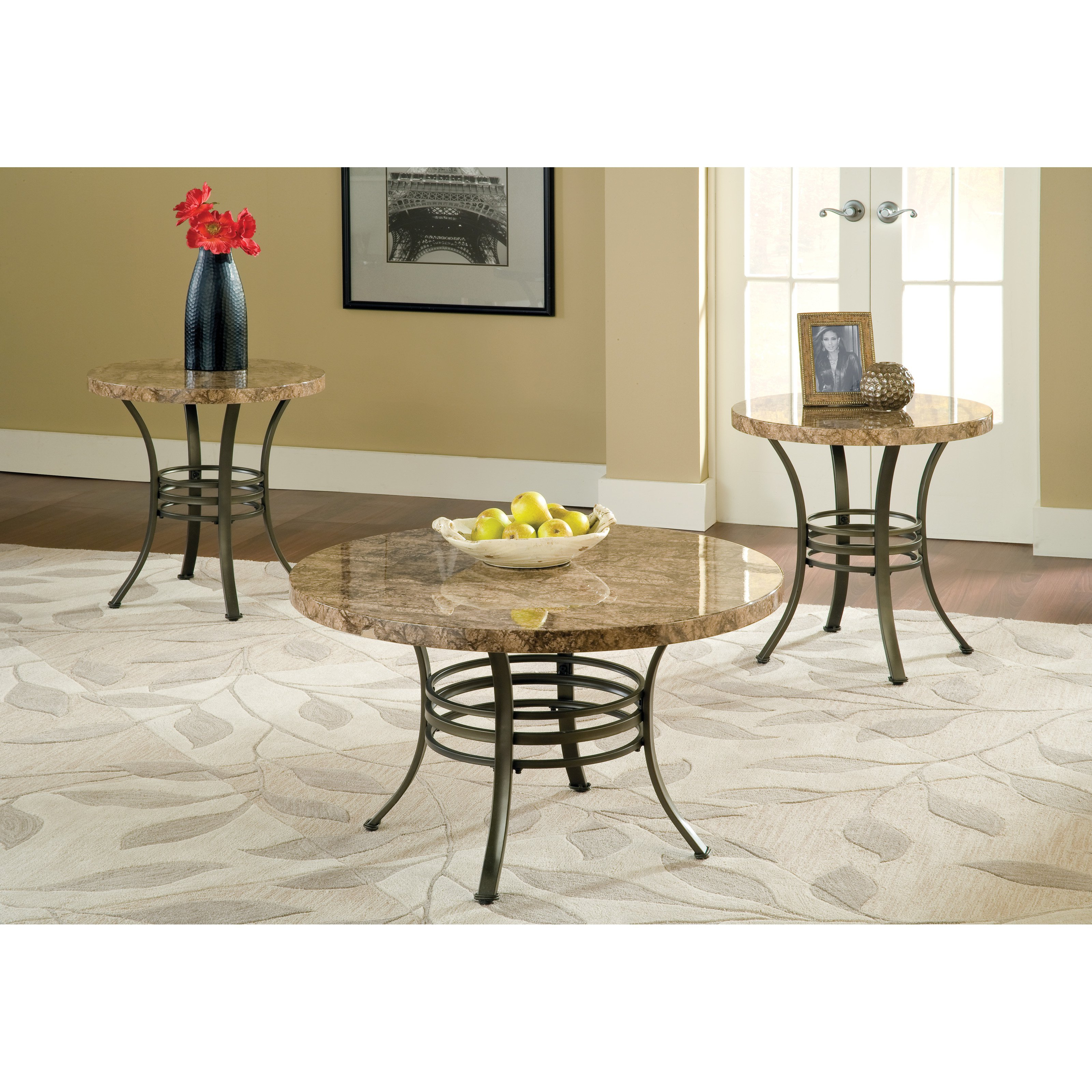 Marble Top Coffee Table Canada 15 3 Piece Marble Coffee Table Set Pictures Coffee