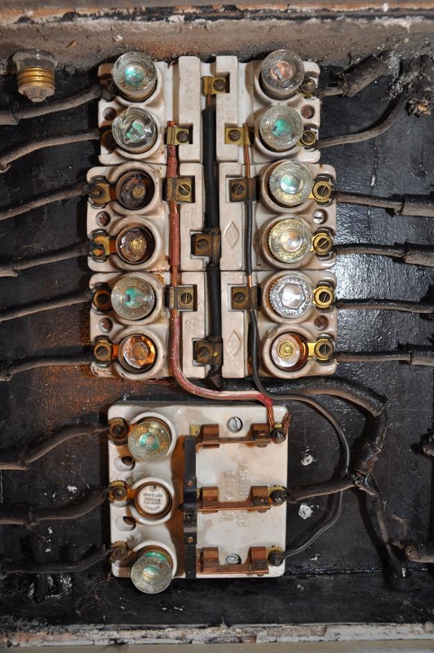 100 Breaker Box Wiring Diagram Gallery Knob And Tube Wiring Nj