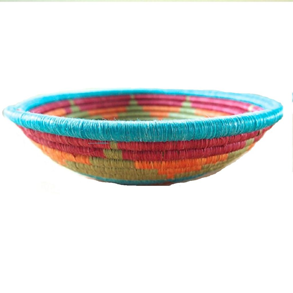 African Woven Hamper African Woven Basket Knock It Off Kim